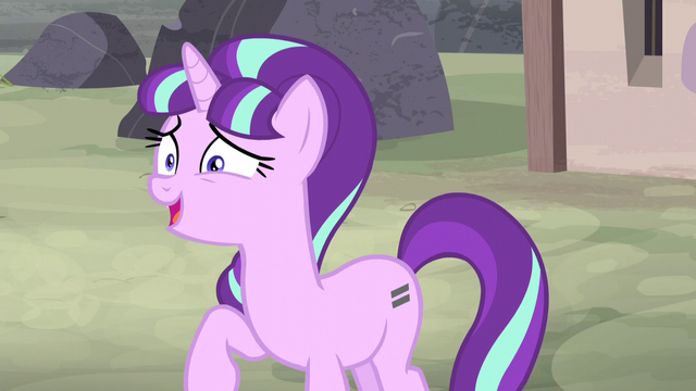 """File:Starlight """"what are you looking at?!"""" S5E2.png"""