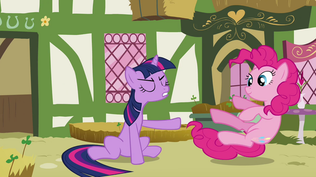 File:Twilight pushes Pinkie away S3E3.png