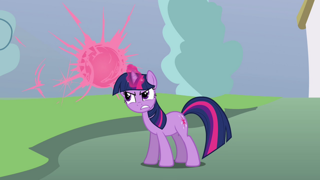 File:Twilight teleports the parasprites away S3E05.png