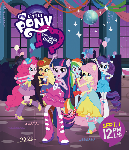 File:Equestria Girls The Hub Promotional.png