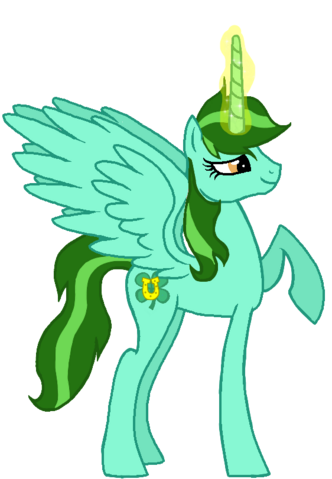 File:FANMADE Princess Luckwing OC.png