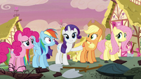 "Rarity ""I can see it!"" S5E3"
