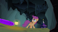 Scootaloo headless horse S3E6