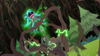 Gloriosa Daisy's power goes out of control EG4