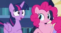 Twilight Sparkle epiphany gasp EG2