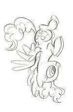Pinkie Pie Sketch 2