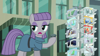 "Maud Pie ""Boulder promised his cousin a postcard"" S6E3"
