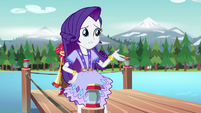 """Rarity """"they're missing our dress rehearsal"""" EG4"""