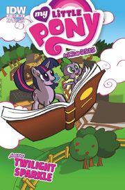 Comic micro 1 cover B
