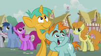 "Snips ""Oh! She's Rainbow Wobble, now!"" S3E5"