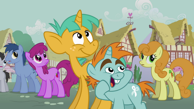 """File:Snips """"Oh! She's Rainbow Wobble, now!"""" S3E5.png"""