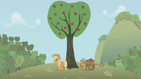 Applejack tiiiired S01E04