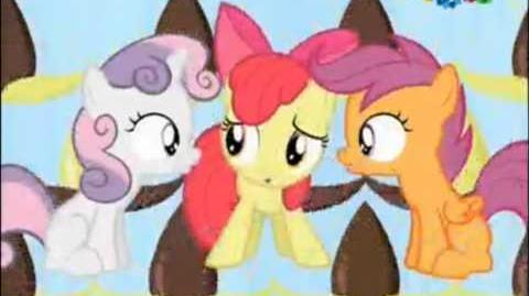 My Little Pony Дружба - это чудо