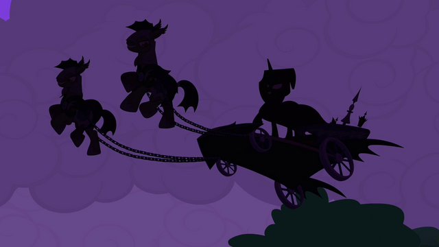 File:Princess Luna on the chariot S2E04.png