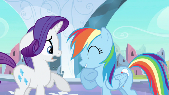 File:Rarity & Rainbow Dash emotion mix S3E1.png