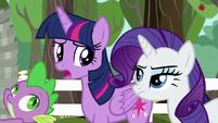 "Twilight Sparkle ""I didn't realize"" S6E10"