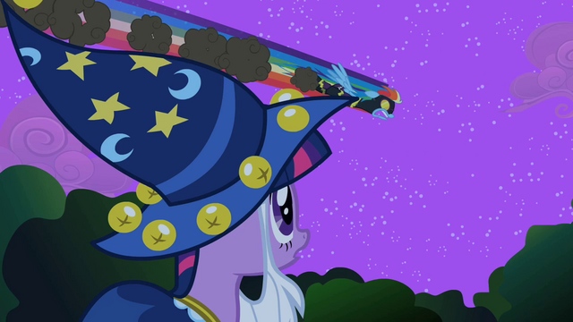 File:Twilight sees Rainbow Dash flying away S2E04.png