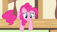 Pinkie Pie 'Too much' S4E14