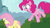 Pinkie Pie loves cheers S4E16