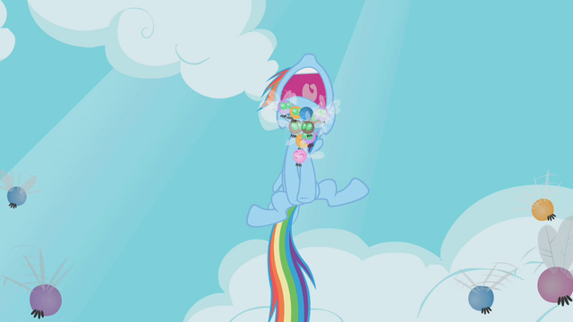 File:Rainbow Dash screaming S1E10.png