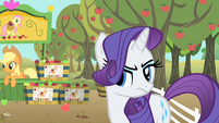 Rarity miffed S1E20