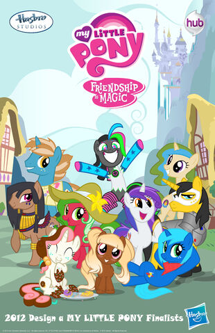 File:SDCC 2012 pony design finalists poster.jpg