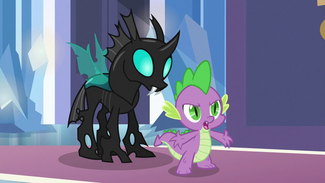 File:Spike standing up for Thorax S6E16.png