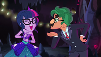 Twilight Sparkle laughing out loud EG4b