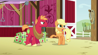 "Young Applejack ""Granny will love the idea"" S6E23"