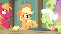 Applejack this time round S3E8