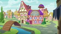 Hoofer Steps' dance school exterior S6E4