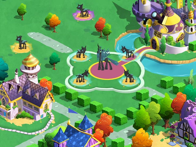 File:Queen Chrysalis in MLP Gameloft game.png
