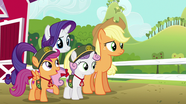 "File:Scootaloo ""we've got a lot of ground to cover!"" S6E15.png"