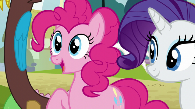 "File:Pinkie Pie ""I love important!"" S5E22.png"