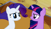 Rarity she said can't S2E14