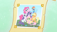 Photograph of Mane Six S1 opening