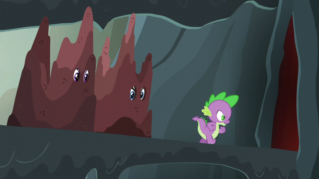 "File:Spike ""that makes us friends"" S6E5.png"