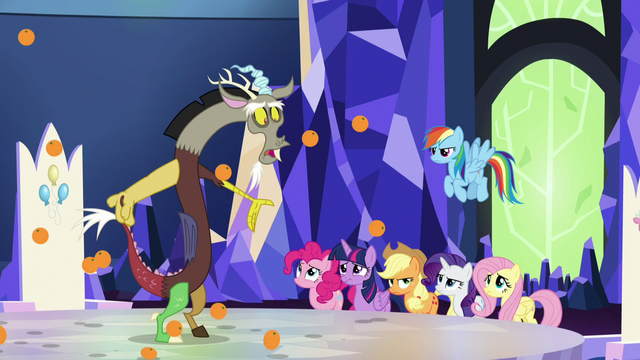 File:Discord surrounded by raining oranges S5E22.png