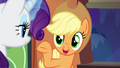 "Applejack ""a bunch of ones that look exactly the same"" S4E22.png"