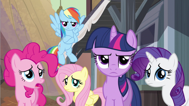 File:Mixed emotions about Applejack leaving S2E14.png
