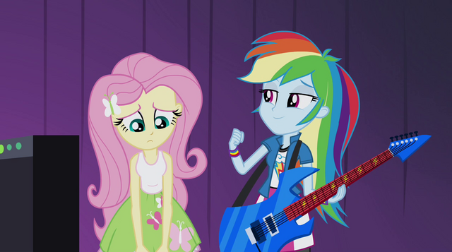 """File:Rainbow Dash """"we gotta do Awesome As I Wanna Be"""" EG2.png"""