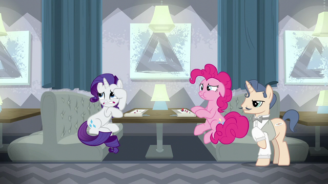 File:Rarity and Pinkie in a third restaurant S6E12.png