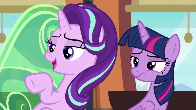 "File:Starlight Glimmer ""you're Spike, Spike"" S6E16.png"