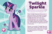 Teacher for a Day - Twilight Sparkle's profile