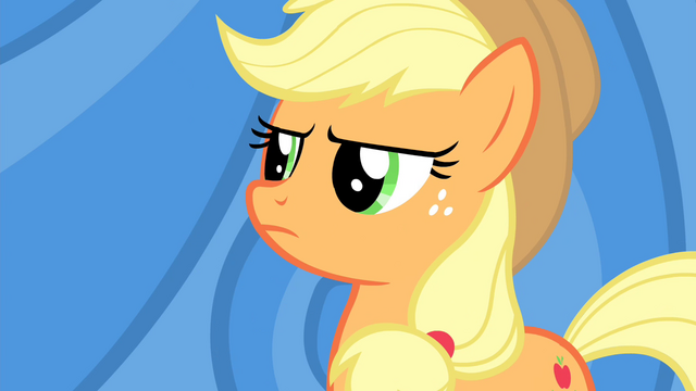 File:Applejack admitting to lying S4E20.png