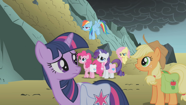 File:Fluttershy apologizing to her friends S1E07.png