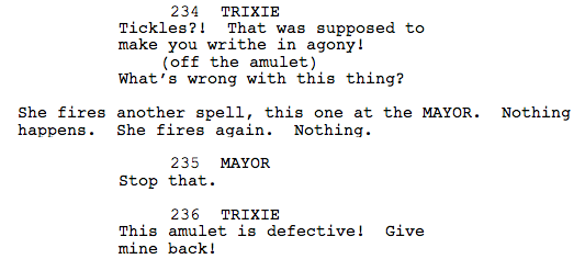 File:Magic Duel portion of original script.png