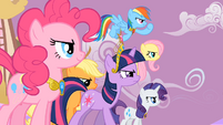 Main ponies Speech3 S2E2