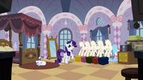 "Rarity ""Thanks to Sweetie Belle"" S2E05"
