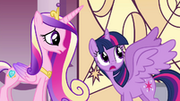"Twilight Sparkle ""I'm only now learning"" S4E26"